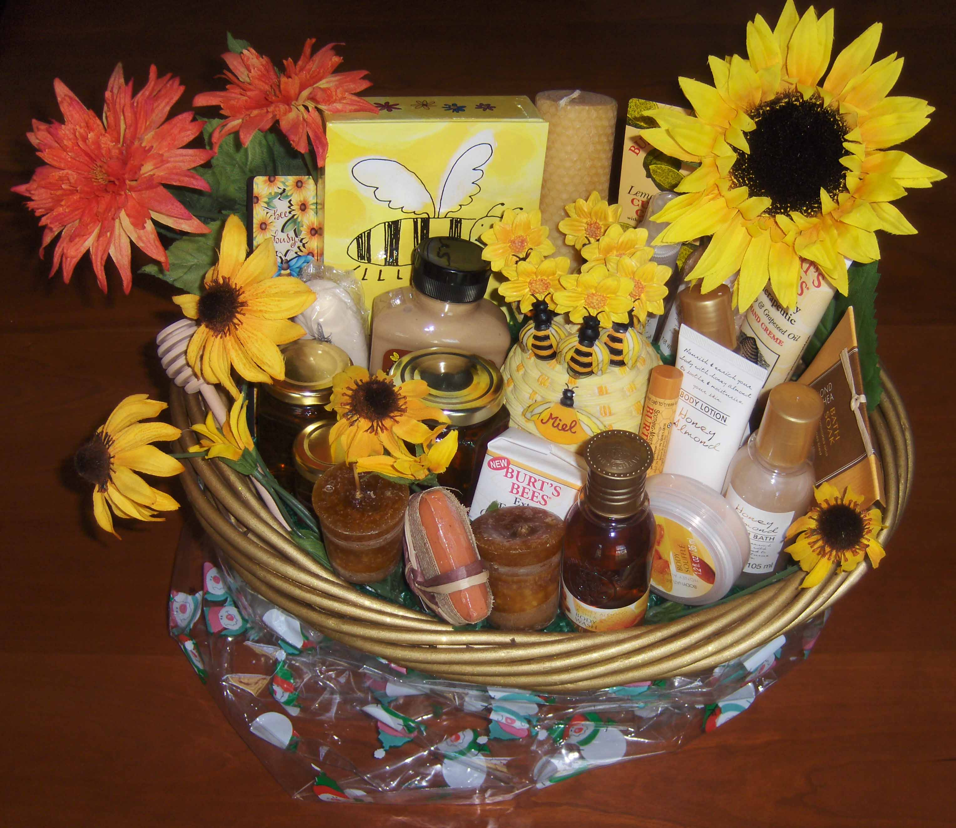 team has donated the bee s day basket for the basket raffle to be