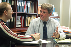 Mark Smith, Dean of Students