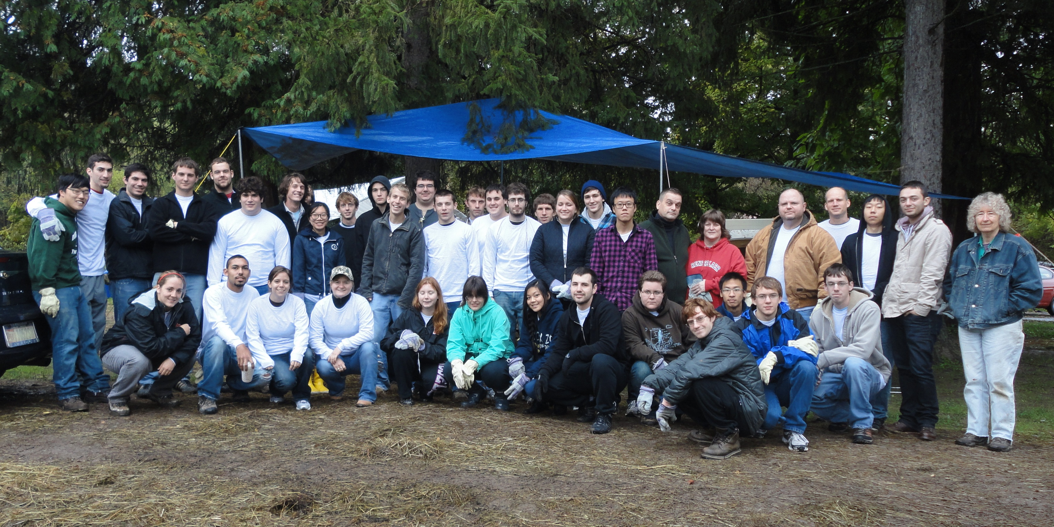 October 2 Schoharie Service Project