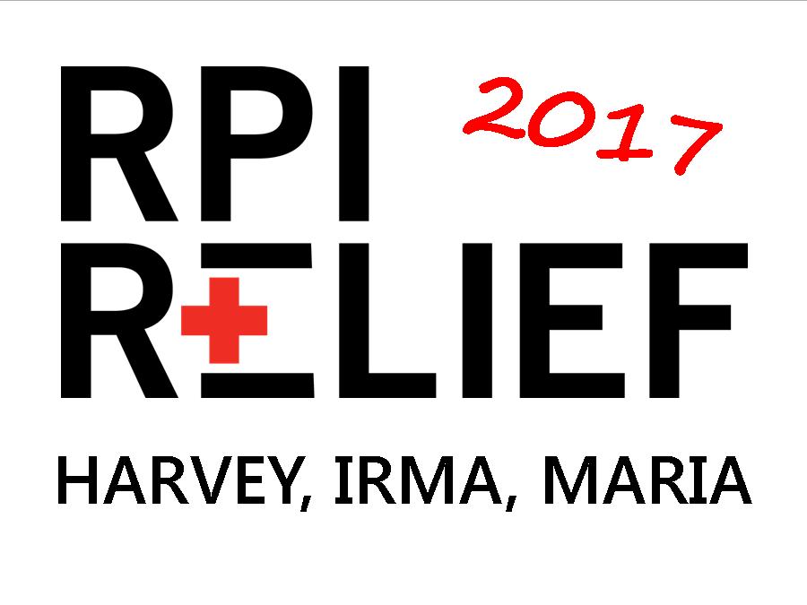 RPI Relief: Hurricanes Harvey, Irma, & Maria
