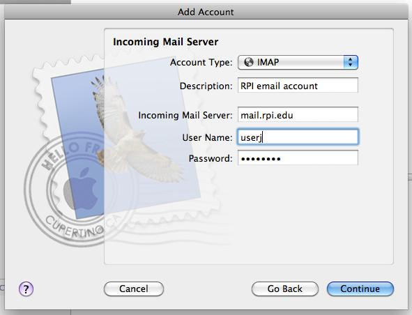 IncomingMailServer