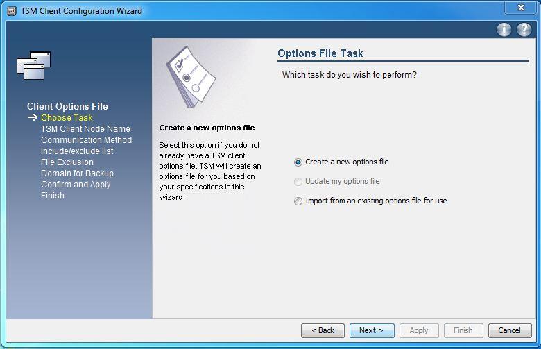 option file