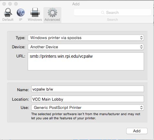 Print Setting Error On Imac Os X Yosemite: From Mac OS X 10.9 Mavericks