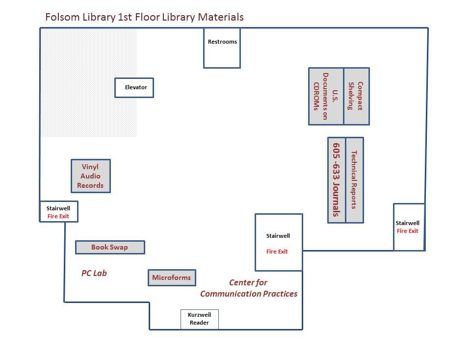 First Floor, Folsom